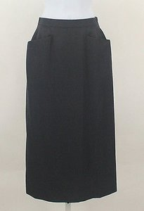 Ellen Tracy Two Skirt Charcoal