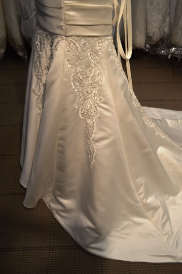 DaVinci Bridal 8401 Wedding Dress