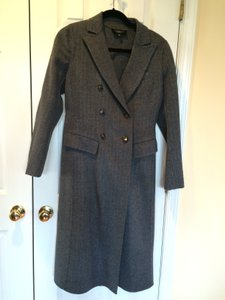Talbots Classic Tailored Pea Coat