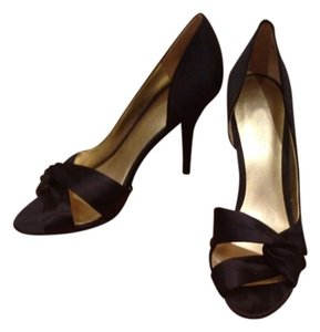 Nine West Black Silk Formal
