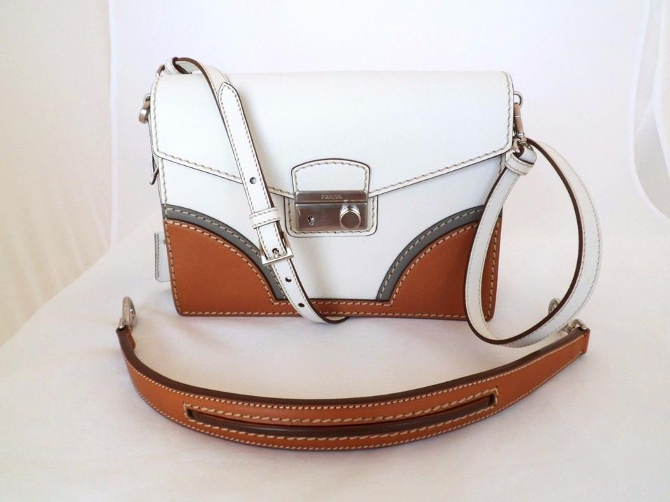 prada vacchetta shoulder bag