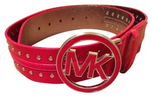 Michael Kors Michael Kors Patent Leather Belt