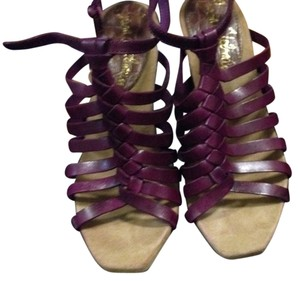 Sam Edelman Deep Purple Sandals