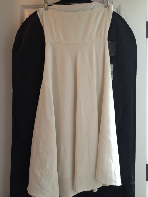 White Maxi Dress by Banana Republic