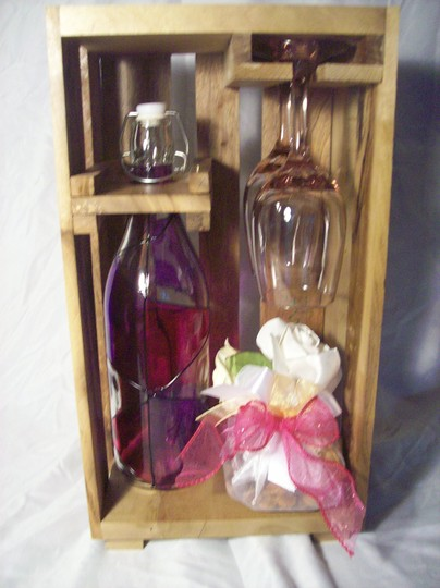 Wooden Beverage Gift Box