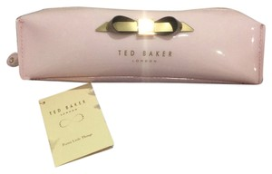 Ted Baker Ted Baker Bow Pencil Case Pink New