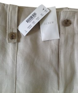 J.Crew Skirt Beige cream color