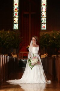 Casablanca 2136 Wedding Dress