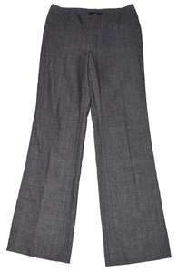 Mossimo Supply Co. Grey Herringbone Dress Slacks Trouser Pants Herringbone Grey