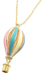 Other Hot Air Balloon Pendant Necklace