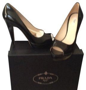 Prada Nero (black) Platforms