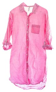 Gilligan & O'Malley Button Down Shirt Pink