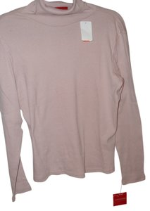 Gloria Vanderbilt Inspired Winter Warm Layered Top Pink