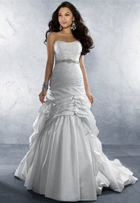 Alfred Angelo 2168c..lace Up Back Not Zipper Wedding Dress
