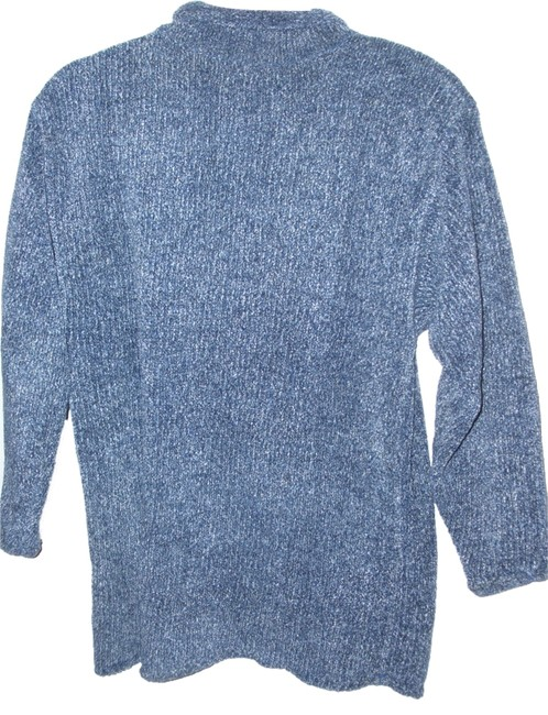 Jaime Lamour Sportswear Boucle Tweed Chunky Heavy Thick Sweater