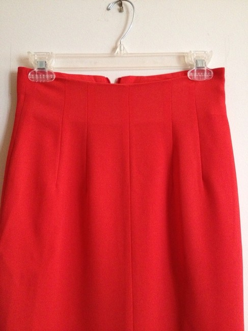1 Madison Skirt Fire Red
