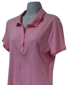 Ralph Lauren Medium Polo Shirt T Shirt Pink