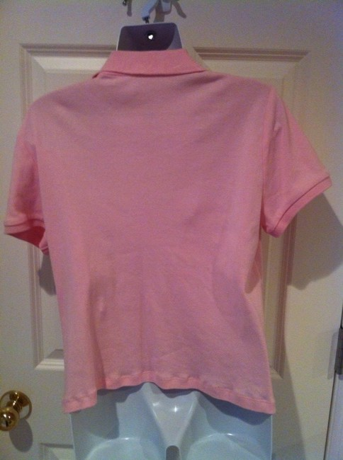 Ralph Lauren Medium Polo T Shirt Pink