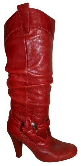Preload https://img-static.tradesy.com/item/715988/two-lips-red-leather-vamp-bootsbooties-size-us-7-0-0-540-540.jpg