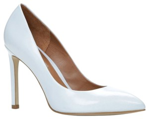 ALDO Pastel Baby Ice Heel Blue Pumps
