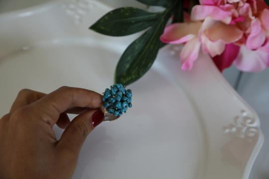 Other Silver and Turquoise Ring