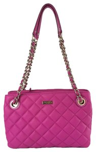 Kate Spade Gold Coast Shimmer Maryanne Tote in pink