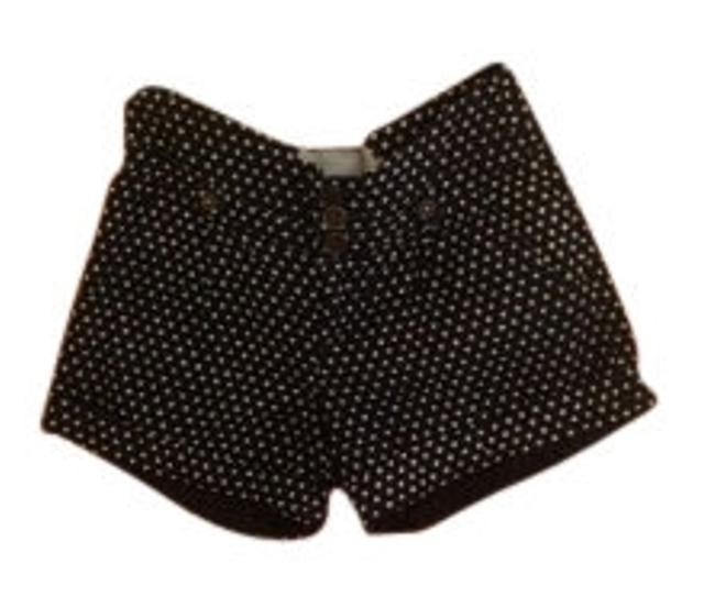 Preload https://img-static.tradesy.com/item/7164/daughters-of-the-liberation-navy-cream-polka-dots-cuffed-shorts-size-6-s-28-0-0-650-650.jpg