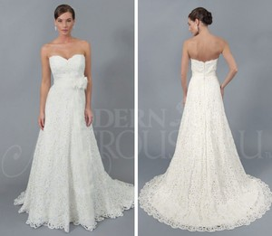 Modern Trousseau Quinn Wedding Dress