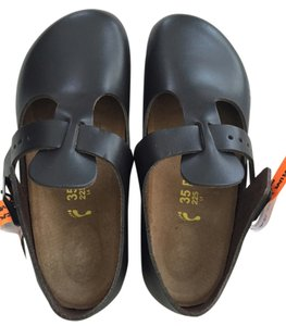 Birkenstock Sandals Paris Brown Mules