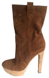 Michael Kors Suede Leather Boots