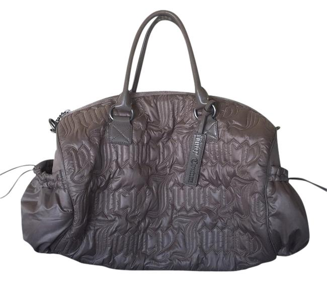 Item - Taupe Poly Weekend/Travel Bag