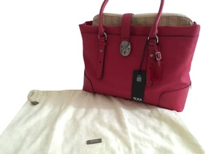 Tumi Tote in Pink
