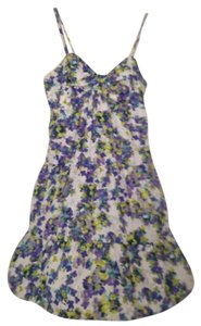 Jessica Simpson short dress Floral on Tradesy