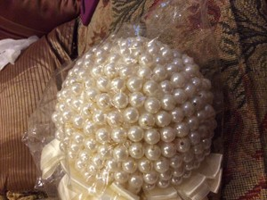 Ivory Pearl Bouquet (junior Size)