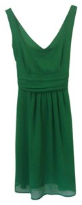 Better B. short dress green on Tradesy