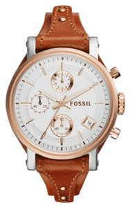 Fossil Fossil Women's Silver Analog Watch ES3837