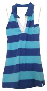 Tommy Hilfiger Top Blue/light blue stipes