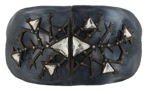 Alexis Bittar Alexis Bittar Lucite Cuff with Jeweled Embellishments