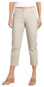 Tommy Bahama Capri/Cropped Pants beige Twill