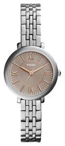 Fossil Fossil Women's Silver Analog Watch ES3846