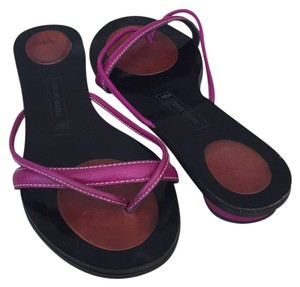Bruno Magli Pink purple Sandals