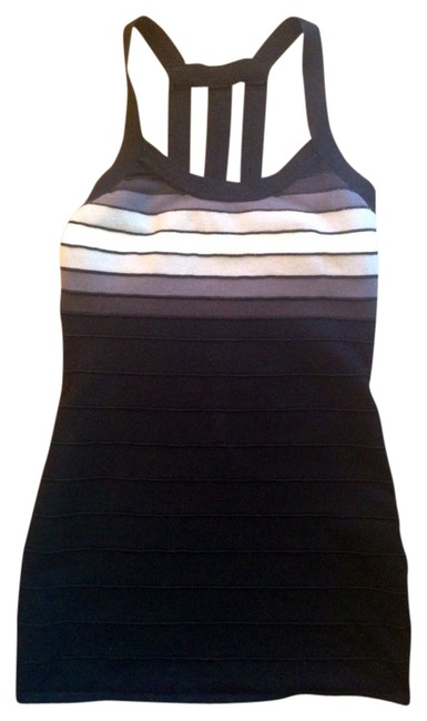 Preload https://item3.tradesy.com/images/blackgraywhite-night-out-dress-size-12-l-717187-0-0.jpg?width=400&height=650