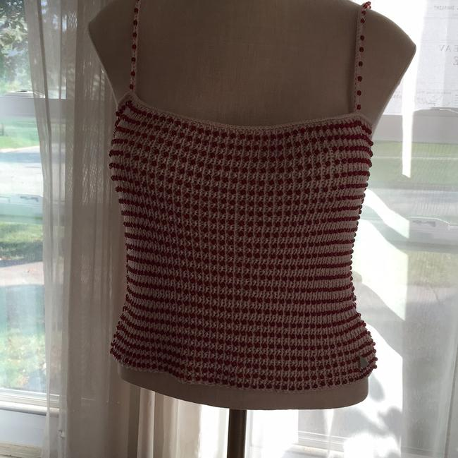 Chanel Exquisite Beading..brand New Very Rare Top Image 1