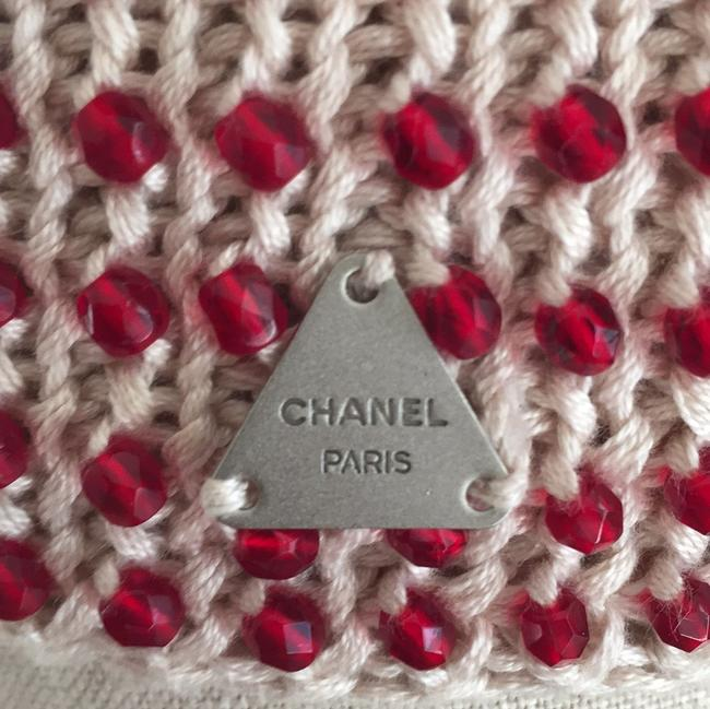 Chanel Exquisite Beading..brand New Very Rare Top Image 4