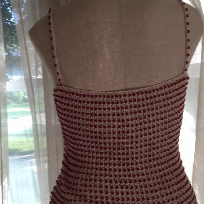 Chanel Exquisite Beading..brand New Very Rare Top Image 6