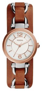 Fossil Fossil Women's Rose Gold Analog Watch ES3855