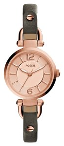 Fossil Fossil Women's Rose Gold Analog Watch ES3862
