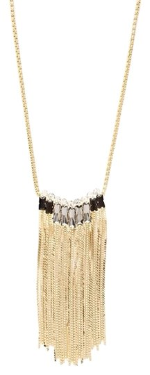 Preload https://img-static.tradesy.com/item/717321/cara-couture-jewelry-blackgreygold-tassel-pendant-necklace-0-0-540-540.jpg