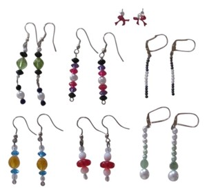 Other SEVEN SETS OF EARRINGS