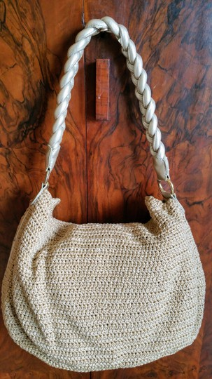 The Sak Beach Summer Light Weight Crochet Hobo Bag